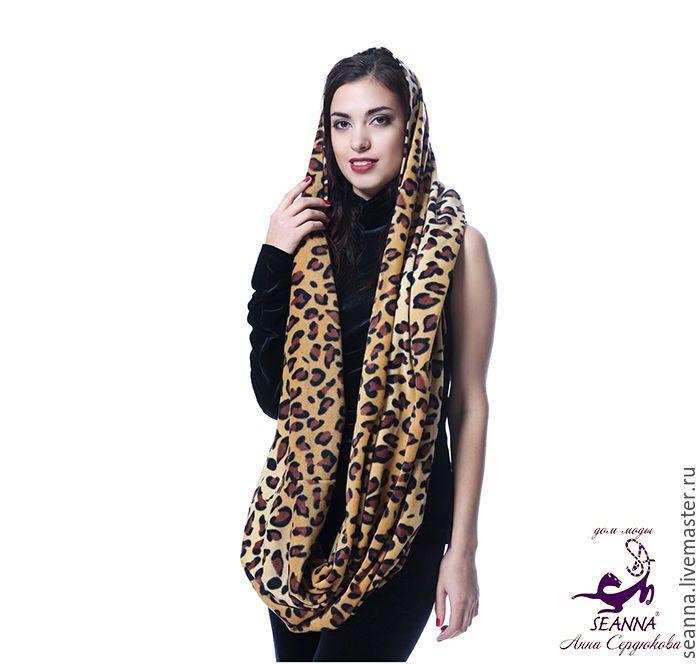 Купить Снуд, шарф, хомут, головной убор в разных цветахбезразмерный - головной убор, головные уборы