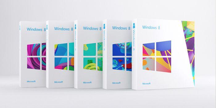 Windows8 - The Dieline -