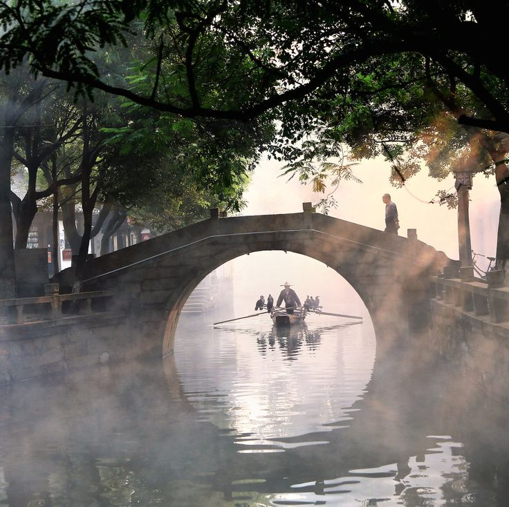 It's just another tranquil #Thursday along Suzhou's canals. via TW by Visit Suzhou,China‏ @VisitSuzhou