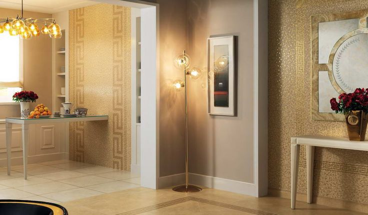 127 best images about versace home style on pinterest for Versace bathroom accessories