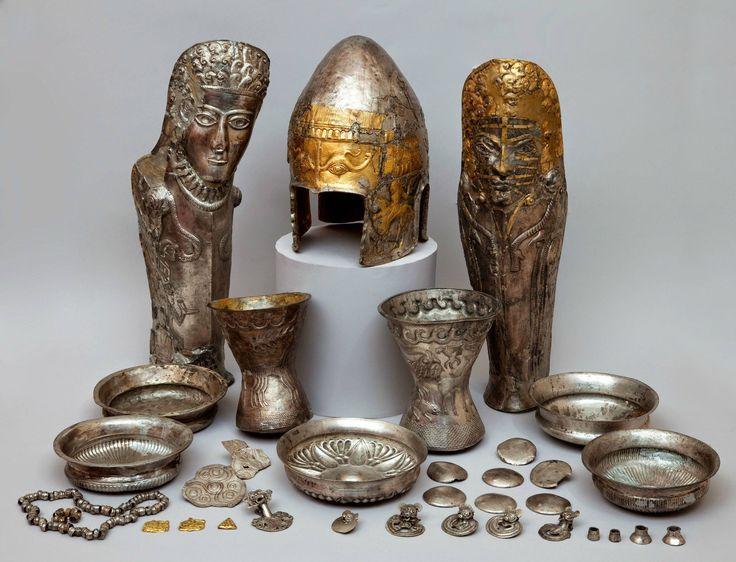 Treasure of Agighiol, Romania. Getae-Dacian (Northern Thracian)