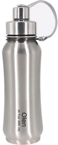 Olen Stainless Steel Water Bottle - Vacuum-Insulated Water Bottle Double Wall Insulated Drink Bottle