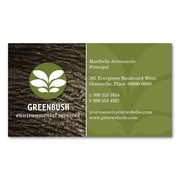 1447 best elegant tree business cards images on pinterest business tree bark environmental business card colourmoves