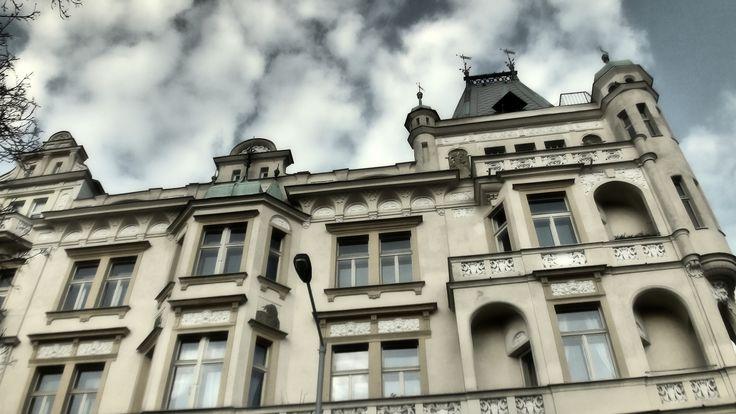 https://flic.kr/p/FupKUQ | Vinohrady | Roh ulic Chopinova a Na Švihance