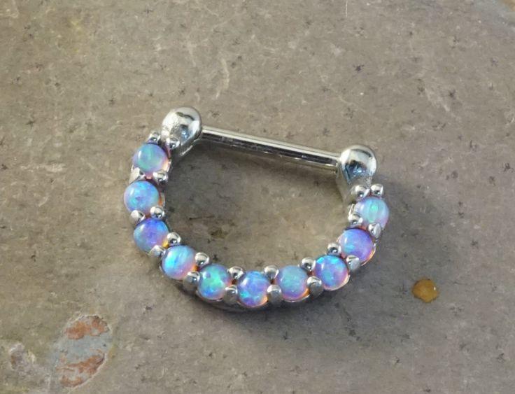 Ring gauged clit