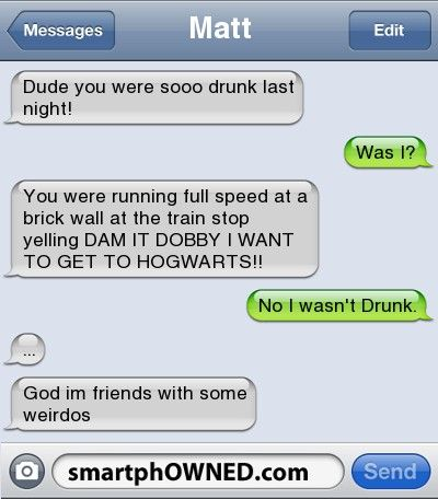 Hogwarts - - Autocorrect Fails and Funny Text Messages - SmartphOWNED