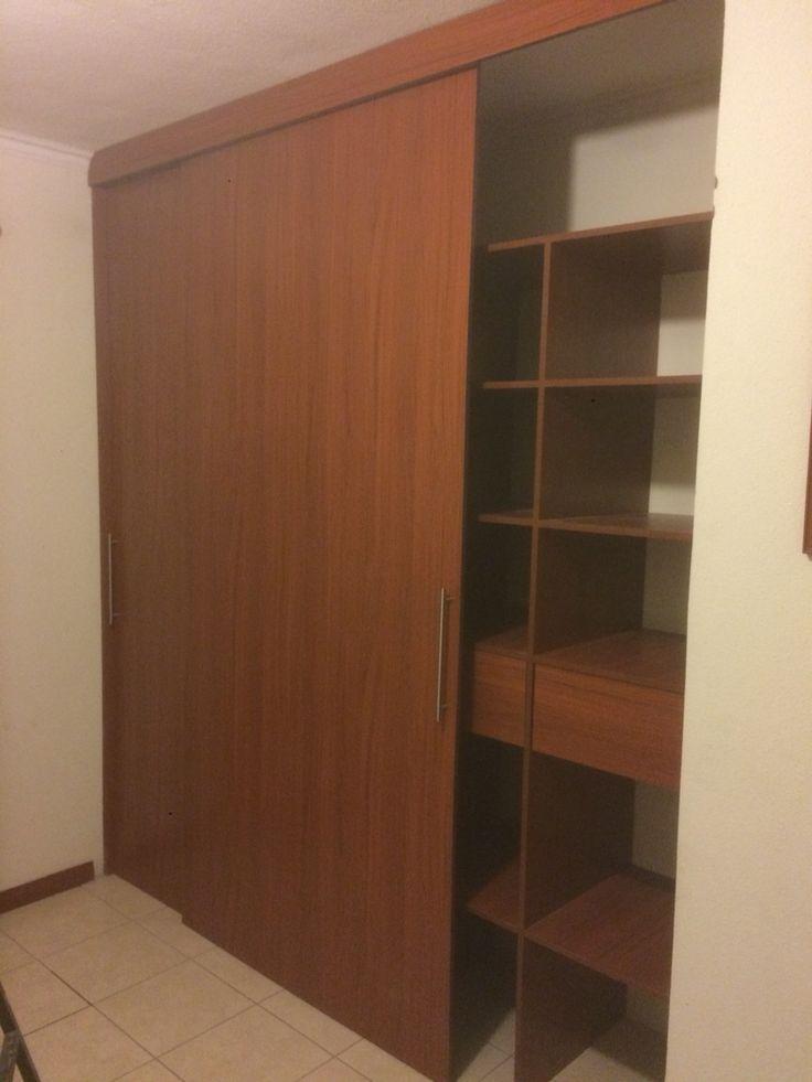 11 best closets images on pinterest bedroom ideas for Puertas corredizas