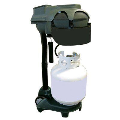 Bite Shield Portable Propane Tank Not Included) Mosquito Trap Includes Lure