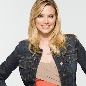 April Bowlby as Stacy Barrett - Drop Dead Diva Cast - myLifetime.com