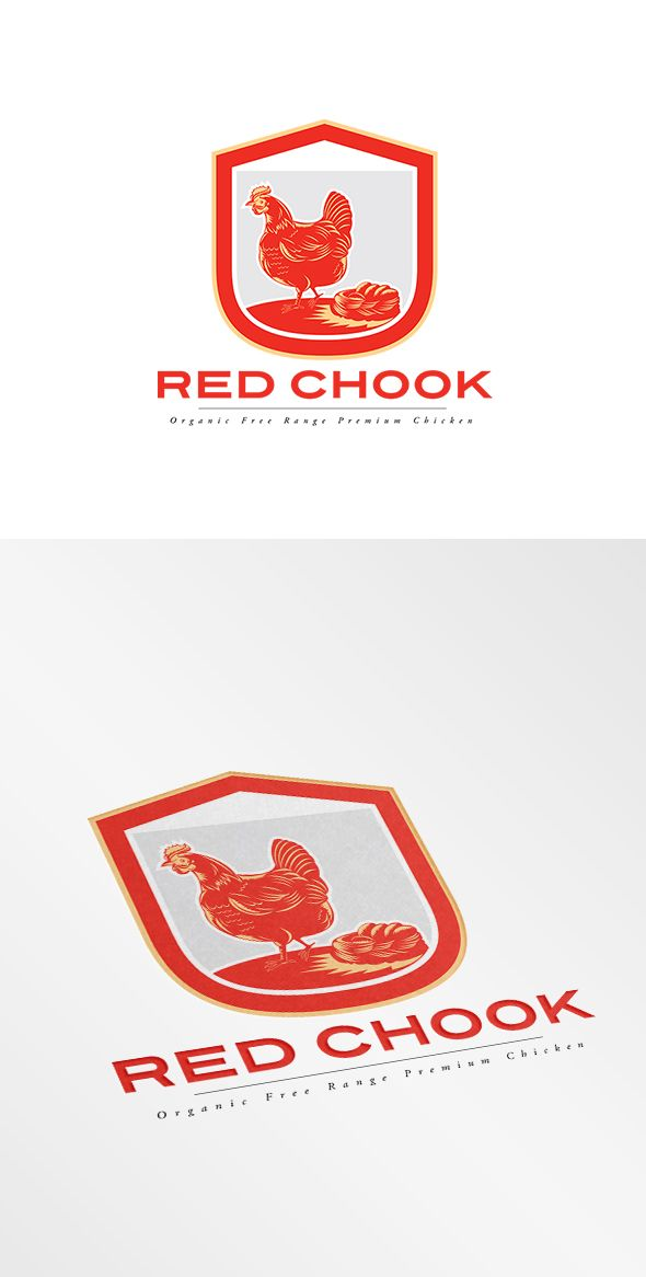 Chicken food logo - photo#49