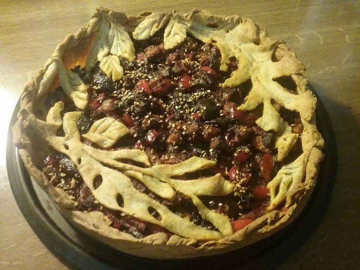 Homemade Pie by K.Diamantopoulou