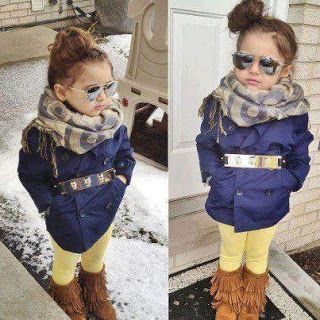 Always Dolled Up: 5 Components to Styling Little Kids