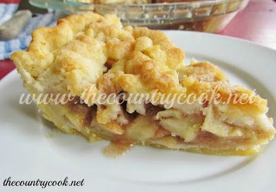 casual clothes for women Butter Crumble Apple Pie  with my easy Wham Bam Pie Crust
