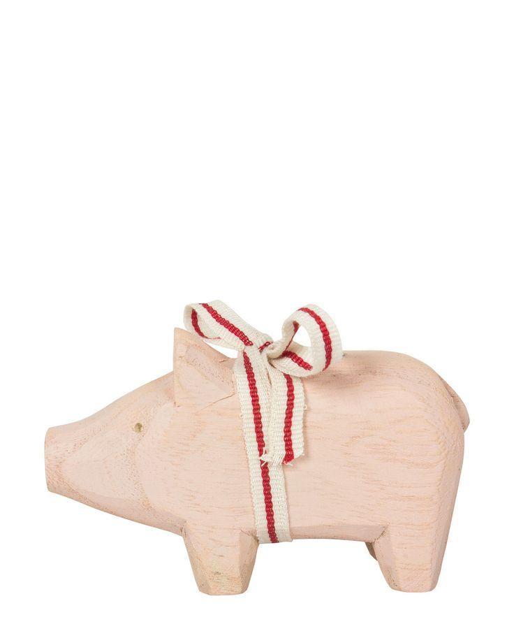 Holzschwein