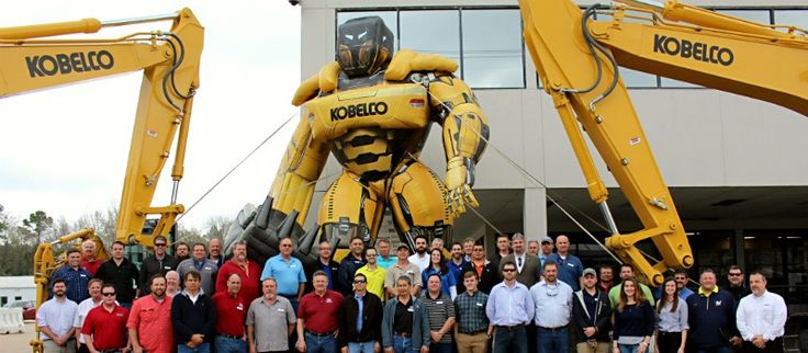 KOBELCO USA is continuing its commitment to providing customers with quality products from its North American excavator production facility with plans to nearly double manufacturing capacity by 2018