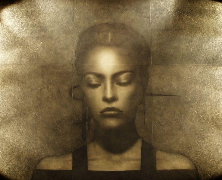 Omar Galliani... | Kai Fine Art