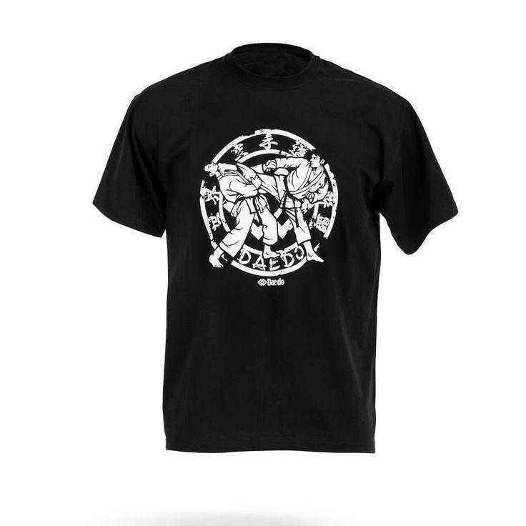 "Camiseta Tradicional Karate ""Negra"" - €19.50  https://soloartesmarciales.com  #ArtesMarciales #Taekwondo #Karate #Judo #Hapkido #jiujitsu #BJJ #Boxeo #Aikido #Sambo #MMA #Ninjutsu #Protec #Adidas #Daedo #Mizuno #Rudeboys #KrAvMaga #Venum"