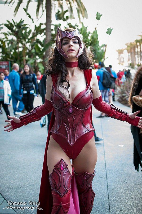 Scarlet Witch, photo by Davan Srey.