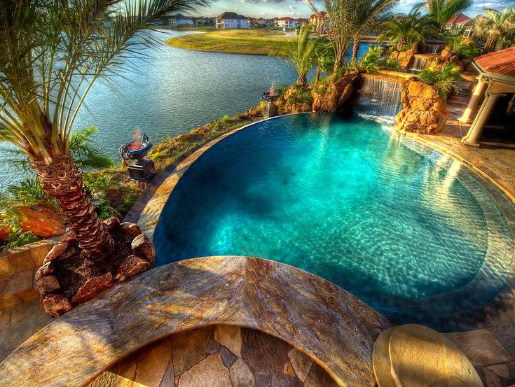 John Guild - Photograhpy, Joe DiPaulo - Stone Mason | Pools -Luxury Pools, Garden Pools, Custom Pools, Luxury Backyards