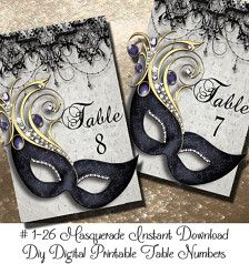DIY Decorations, Signs, Cards, Centerpieces for Weddings - Page 25