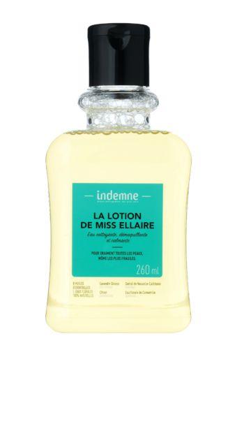 Lotion de Miss Ellaire, Indemne #douxgood #indemne