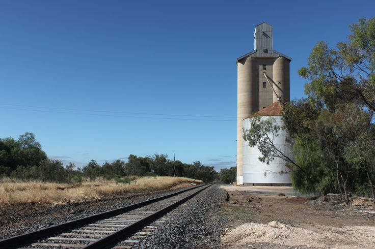 Arkona railway siding