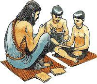 La scrittura è nata in Mesopotamia? E' stata la dea della saggezza ad insegnare a scrivere agli antichi popoli? Un viaggio attraverso i reperti per sfatare questo mito e capire perchè è nata la scrittura, attraverso un processo simile, in più parti del mondo. L'approccio flipped consente di partire da un prodotto (mito inventato da …