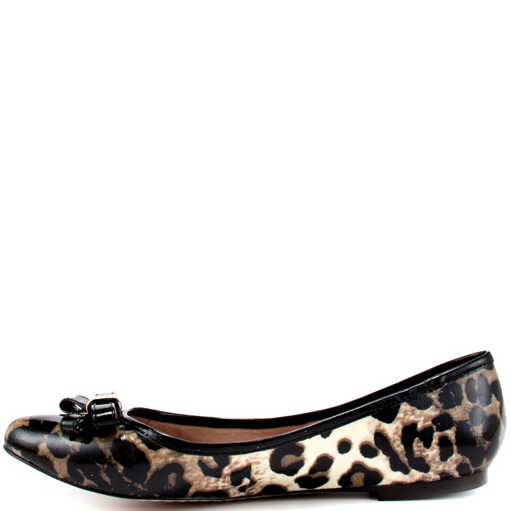 Timba - Mu Leopard Cow Patent  Vince Camuto