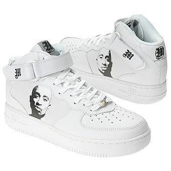 Makaveli Branded Tupac Shoes