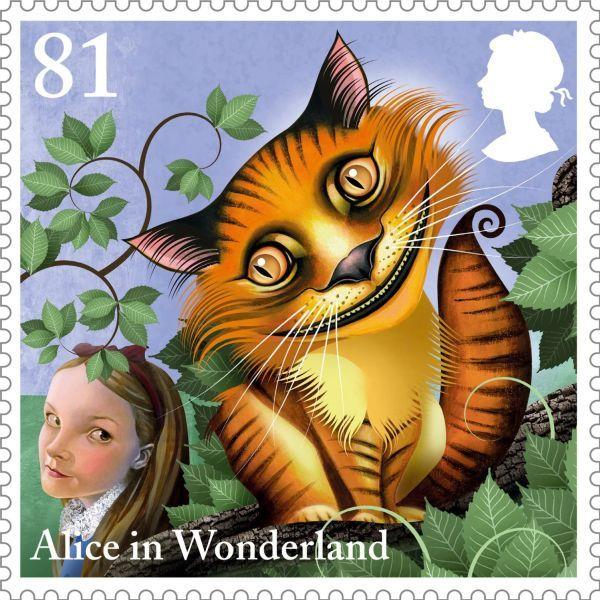 Британская библиотека чествует «Алису в стране чудес»: хит-парад иллюстраций