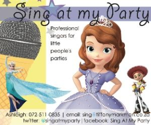 Get Disney characters to perform at your party!  Can you imagine your child's face when Sofia the First, Queen Elsa, Jessie the Cowgirl or Princess Ariel arrive at her birthday party, in full regalia, to perform beautiful original songs from the much-loved films? Our professional character singers, dressed in distinctive costumes, sing iconic songs accompanied by first-class backtracks. They're also able to pose for photographs with the…