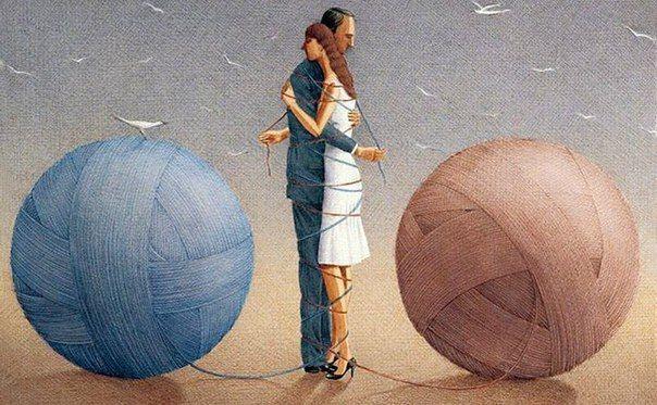 Любовная аддикция     Чувство любви или влюбленность – это замечательное чувство. Ощущение такое, как будто радость наполнена каждой клеточкой твоего организма, сердце поет, а человек чувствует себя максимально целостно, возникает желание жить, творить, общаться, всему радоваться. Но бывает и так, когда ощущения человека необъяснимые. Заболевший твердит о том, что сошел с ума, говорит постоянно об объекте своей любви, требует от объекта страсти проводить с ним максимальное количество…