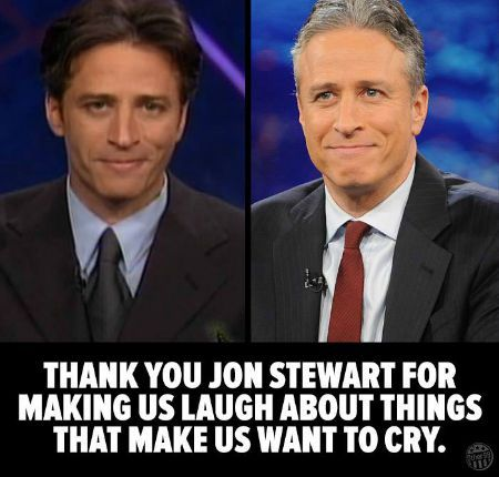 "Jon Stewart: ""Bullsh*t Is Everywhere"" 
