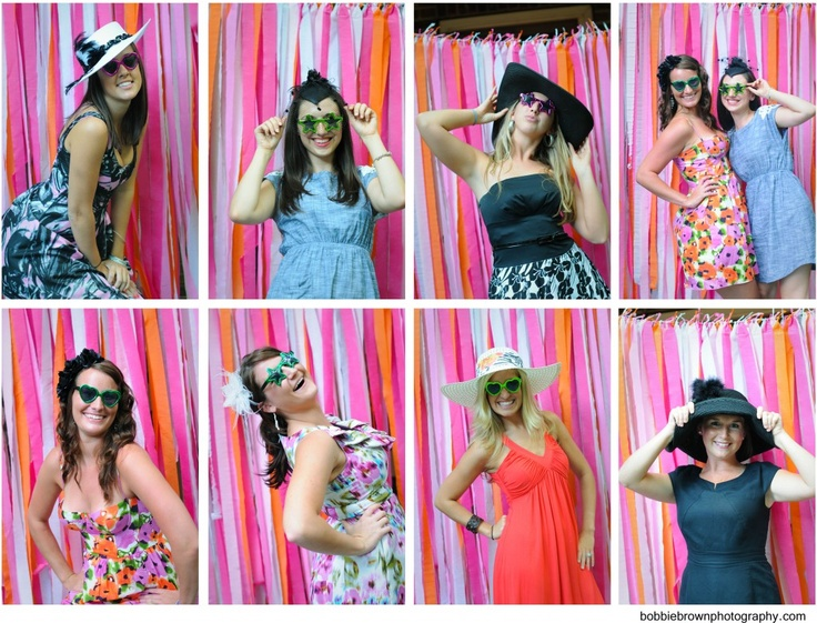 116 best bachelorette party ideas images on pinterest birthdays idea for photo booth for the tea party solutioingenieria Choice Image