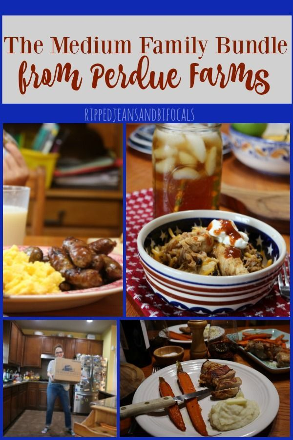 Meet The Perdue Family Bundle The Meal Solution I Feel Good About Ripped Jeans Bifocals In 2020 Best Comfort Food Food Meals