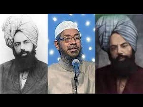 Dr.Zakir Naik~ Reality Of Qadiani Group Great Remarks ~2016