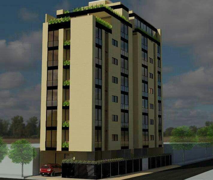 Edificio multifamiliar la ceiba. 3d /yanelly- render/ nataly.