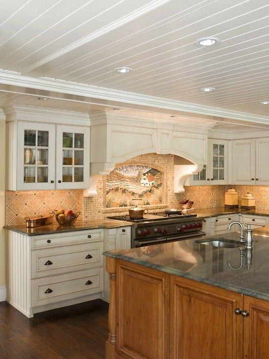 Remarkable Eat Kitchen Island Designs