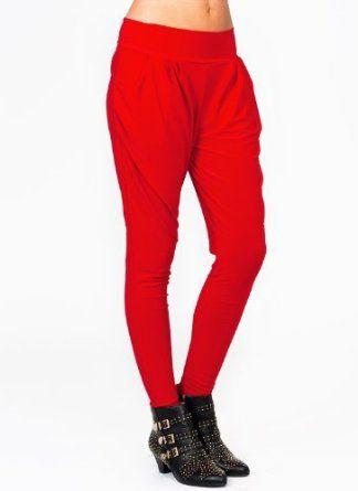 harem pants LG RED Best Cody. $16.95