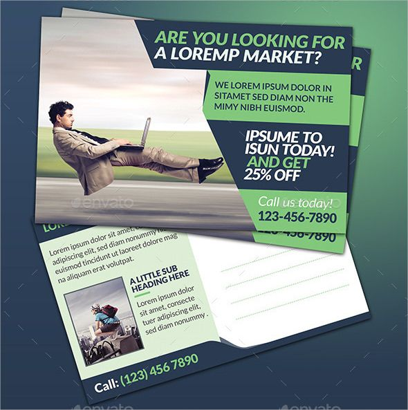 Postcard Marketing Template – 17+ Free Word, PSD, Vector EPS, AI, Documents Download | Free & Premium Templates