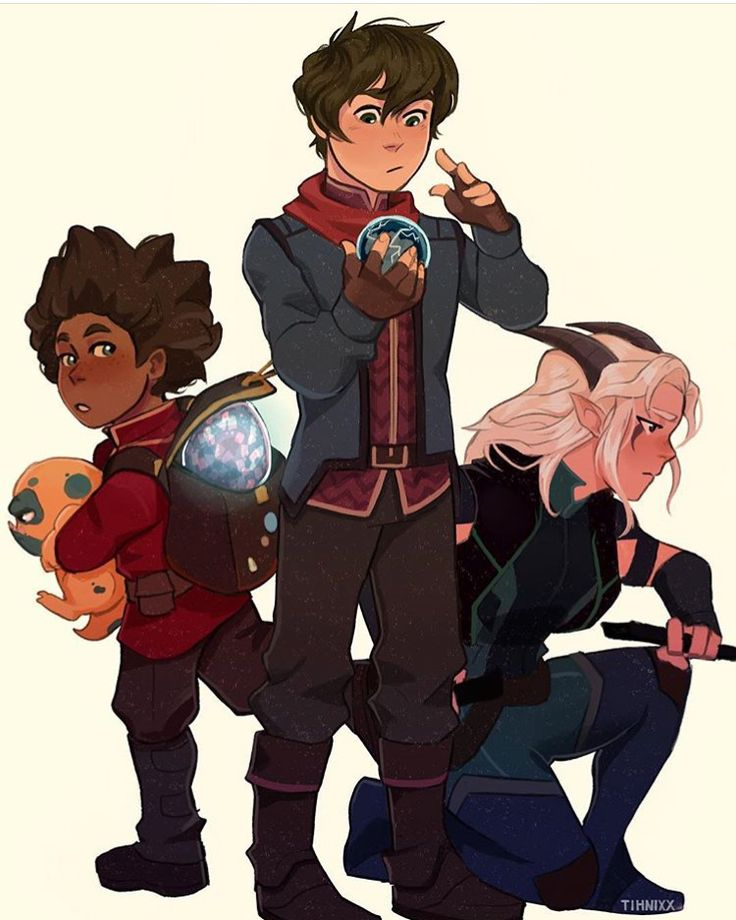 dragon prince tumblr - 736×920