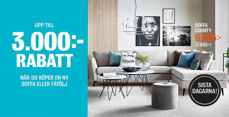 Mio - Soffor, Möbler och Inredning