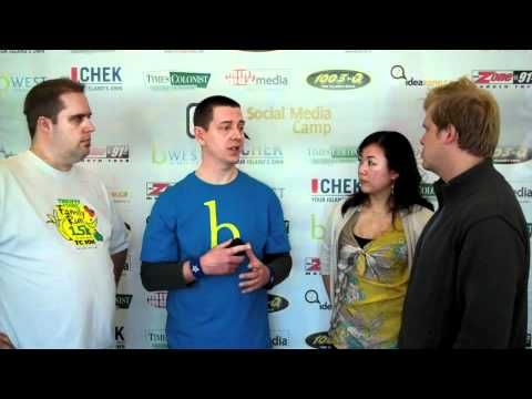 SMC Founders Chris Burdge & Paul Holmes talk to Getting Engaged Yukari Peerless & Russ Lolacher