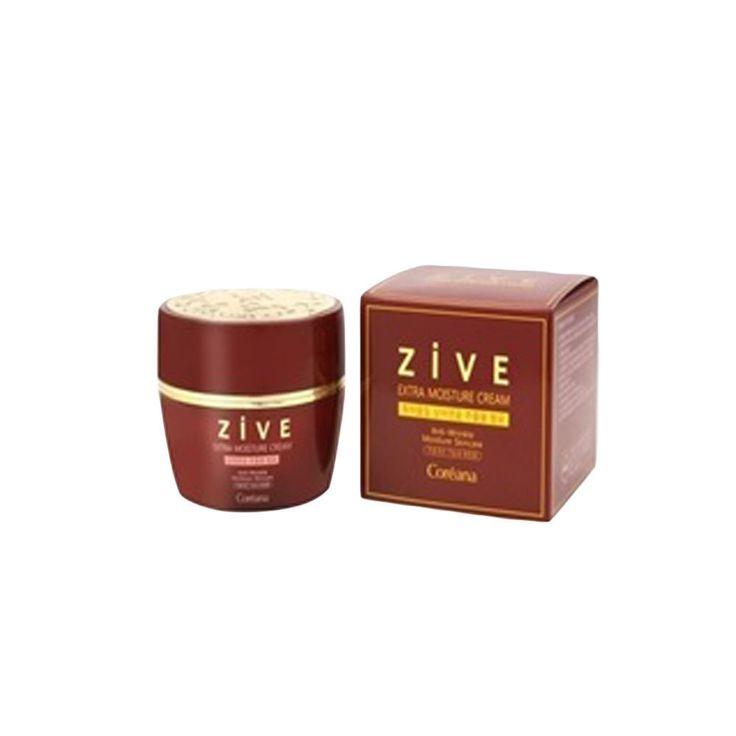 Koreana Cosmetics Benecos Anti Aging Skin Care Zive Extra Moisture Cream 50g #Benecos
