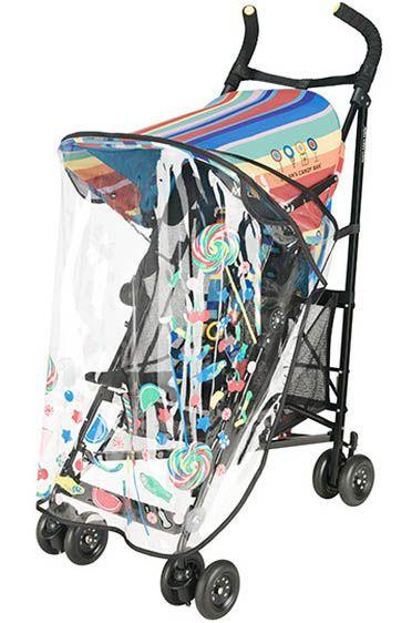 Maclaren strollers & Dylan's Candy Bar make a sweet ride