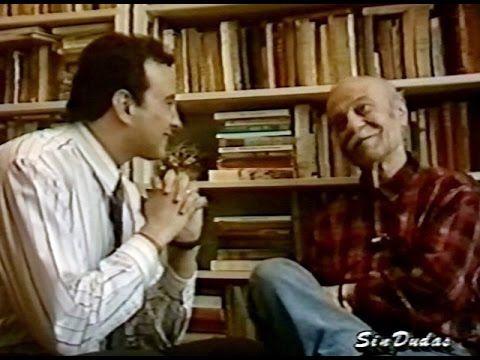 Entrevista a Ernesto Sábato en su casa de Santos Lugares (1994)