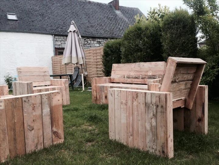 M s de 1000 im genes sobre proyectos con paletas de madera for Banco de paletas de madera