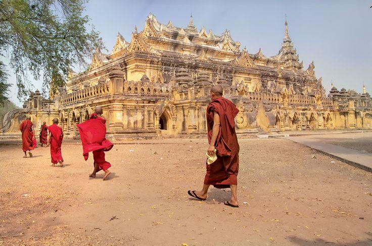 Temples Bagan - Birmanie