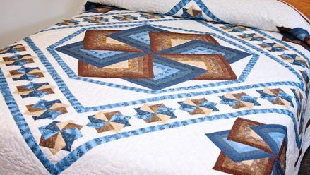 It's not just a shop - it's a museum! Check out Helping Hands Quilt Shop and Museum in downtown Berlin. CLICK HERE for more about Helping Hands, online at www.OACountry.com! #Amish #Quilt #Ohio