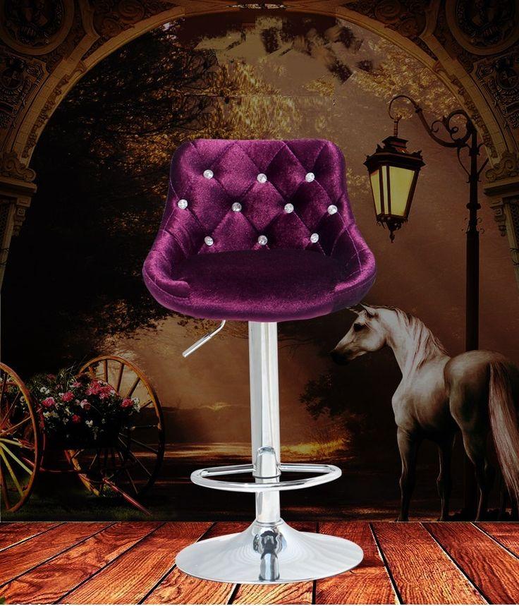 Salon de coiffure magasin de meubles chaise De Coiffure noir café ascenseur tabouret livraison gratuite rose rouge conception chaise d'ordinateur